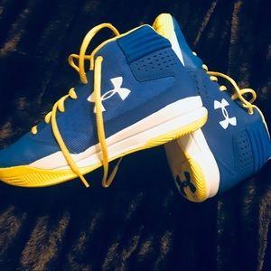 Under Armour Kids Jet 2017 Basketball Shoes